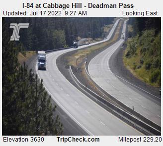 Deadman Pass-Cabbage Hill