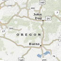 Road Weather Conditions Map Tripcheck Oregon Traveler Information