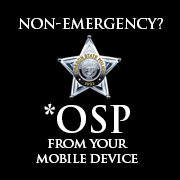 Dial *OSP for Non-Emergencies