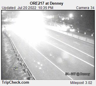Hwy 217 at Denney