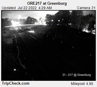 Hwy 217 at Greenburg