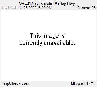 Hwy 217 at Tualatin Valley Hwy