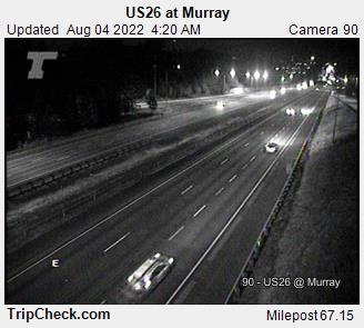 Hwy 26 at Murray
