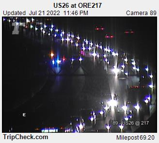 US 26 at ORE 217