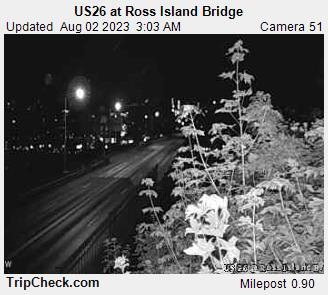 Hwy 26 Ross Island Br
