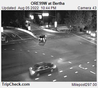 ORE99W at Bertha