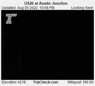 Hwy 26 at Austin Junction