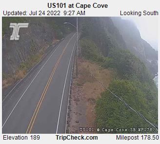 US 101 Cape Cove