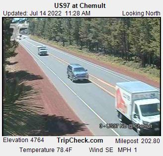 C Oregon Road Cams