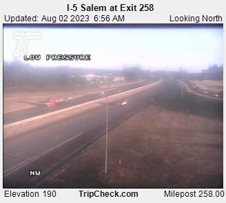 North Salem Exit 258