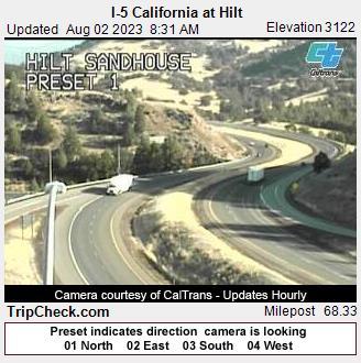 Hilt Traffic Camera