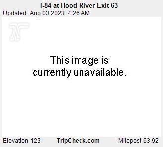 I-84 at Hood River (exit 63)