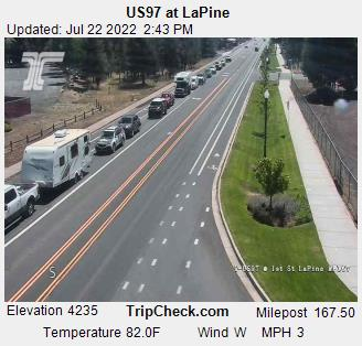 US 97 La Pine