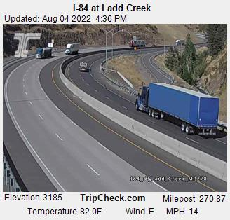 I-84 at Ladd Creek