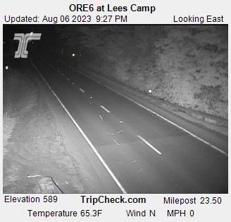 RoadCam - ORE6 at Lees Camp