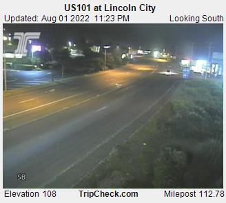 Hwy 101 - Lincoln City