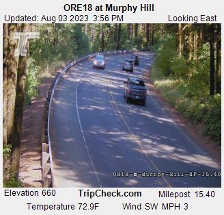 Oregon Coast Highway 101 Road Conditions, Traffic - Coast