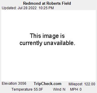Redmond At Roberts Field Oregon Road And Traffic Cam