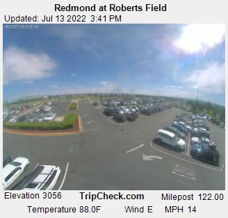 Roberts Field in Redmond
