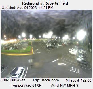 RoadCam - Roberts Field in Redmond