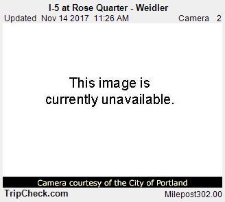 I-5 at Rose Quarter - Weidler