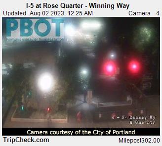 302.0 - I-5 at Rose Quarter - Winning Way