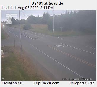 US 101 Seaside