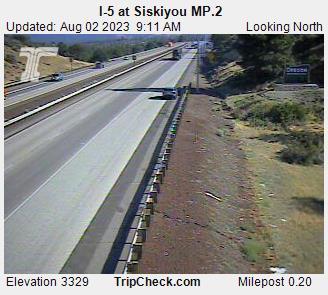 Road Cameras - Mt  Ashland Ski Area