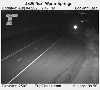Hwy 26 - Warm Springs, OR