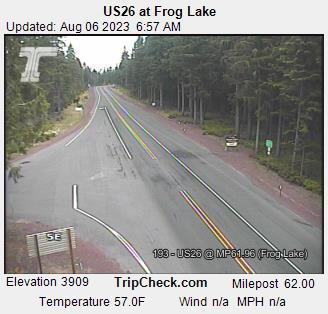 US26 at Frog Lake VMS