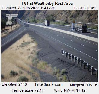 i84 at Weatherby