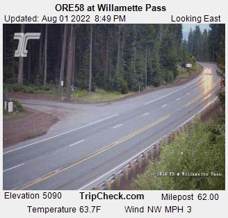 Get The Big Picture for Willamette Pass, Road Click!