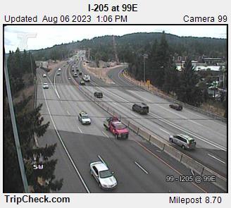 I-205 at 99E