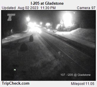 I-205 at Gladstone