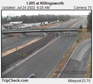 I-205 at Killingsworth