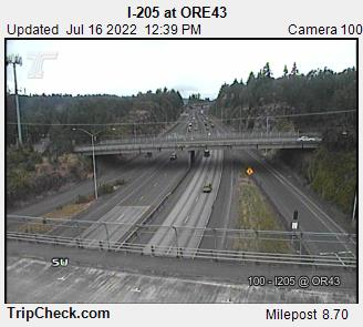 I-205 at 43