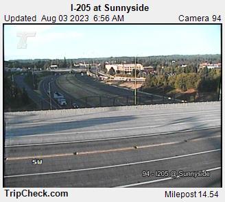 I-205 at Sunnyside