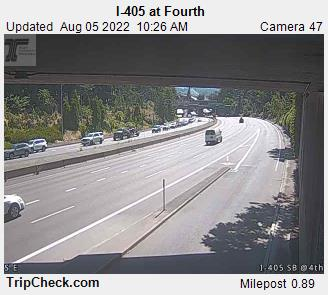 I-405 at Fourth