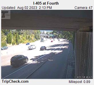 I-405 at Fourth
