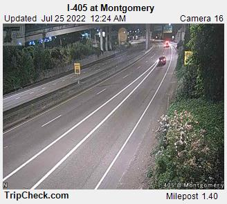I-405 at Montgomery