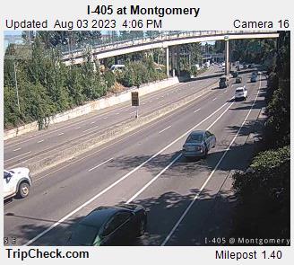 I-405 at Montgomery