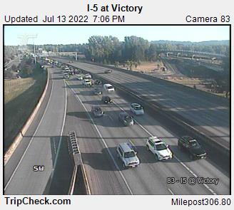 I-5 at Victory