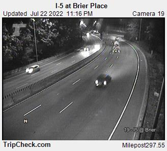 I-5 at Brier Place