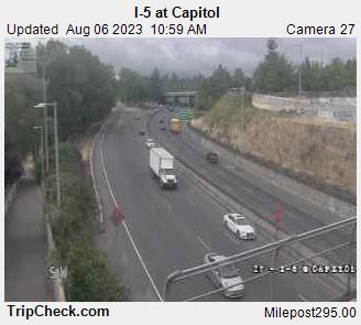 295.0 - I-5 at Capitol