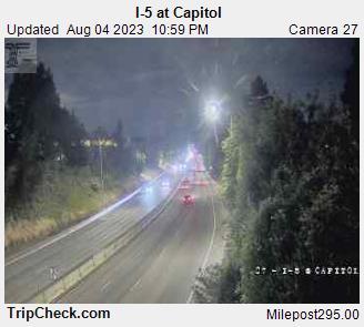 I-5 at Capitol