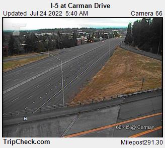 I-5 at Carman Dr.