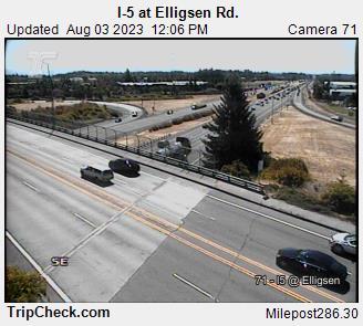 I-5 at Elligsen Road