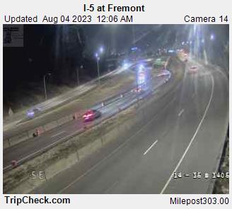 I-5 at Fremont