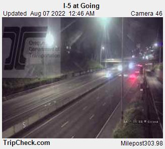 I-5 at Going
