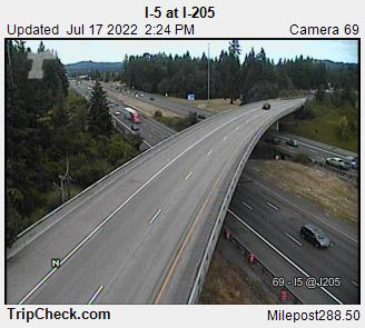 I-5 at I-205